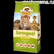 Wildcat Serengeti (5 сортов мяса и картофель) 3 кг