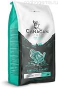 CANAGAN GF Dental корм 1,5 кг д/кошек Индейка д/ухода за полостью рта