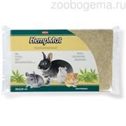 PA HEMP MAT коврик из пенькового волокна для мелких домашних животных, кроликов, грызунов большой  (50 х 115 см)
