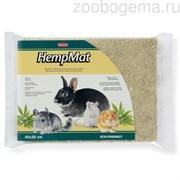 PA HEMP  MAT коврик из пенькового волокна для мелких домашних животных, кроликов, грызунов малый ( 40х25 см)