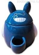 КерамикАрт кормушка для грызунов Тоторо 150 мл