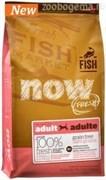 Беззерновой для Взрослых собак Малых пород с Форелью, Лососем и овощами (Fresh Small Breed Recipe Fish Grain Free 26/16) 2,72кг