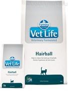 VET LIFE NATURAL DIET CAT HAIRBALL 400 GR
