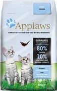 """Applaws Беззерновой для Котят """"Курица/Овощи: 80/20%"""" (Dry Cat Kitten) 7,5кг"""