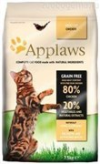 "Applaws Беззерновой для Кошек ""Курица/Овощи: 80/20%"" (Dry Cat  Chicken) 400гр"