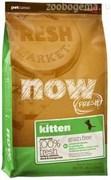 Беззерновой для Котят с Индейкой, Уткой и овощами (Fresh Grain Free Kitten Recipe 33/20) 1,81кг