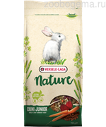 VERSELE-LAGA корм для крольчат Nature Cuni Junior 700 г NEW