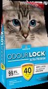 EC Odour Lock Ultra Premium 12кг комкующийся (в пакете)0