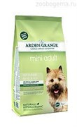 Ардэн Грэньдж Корм сухой для взрослых собак мелких пород, с ягненком и рисом (2 кг), AG Adult Dog Lamb & Rice Mini