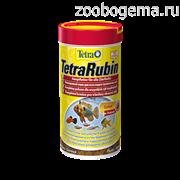 TetraRubin корм в хлопьях для улучшения окраса всех видов рыб 12 г (sachet)