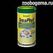 TetraPhyll корм для всех видов рыб растительные хлопья 12 г (sachet)