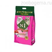 Наполнитель №1 Crystals силикагелевый for girls, 12,5л