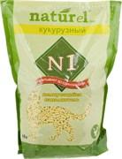 Наполнитель №1 NATUReL кукурузный 4,5 л