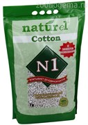 Наполнитель №1 NATUReL cotton  7 л
