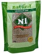 Наполнитель №1 NATUReL зеленый чай, 4,5л