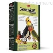 Padovan  Корм  GRANDMIX Parrocchetti  комплексный основной корм для средних попугаев 850 г