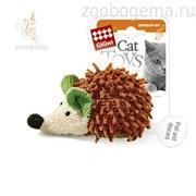 GiGwi Игрушка для кошки Ёжик с электронным чипом.Размер 7 см.