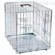 Karlie-Flamingo  Клетка  для собак 2 двери 63*43*49 см
