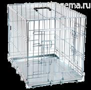 Karlie-Flamingo  Клетка  для собак 2 двери 93*57*62 см