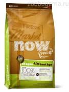 Беззерновой для Взрослых собак Малых пород с Индейкой, Уткой и овощами (Fresh Small Breed Adult Recipe Grain Free 27/17) 2,72кг