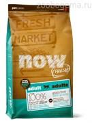 Беззерновой для Взрослых собак Крупных пород с Индейкой, Уткой и овощами (Fresh Adult Large Breed Recipe Grain Free 27/13) 11,3кг