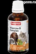 BEAPHAR Кормовая добавка Vitamine B Complex для всех домашних животных