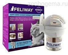 Феромон для кошек Феливей Классик (СЕВА) диффузор+фл. 48мл. Feliway