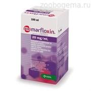 KRKA Марфлоксин 2%, 20мл р-р д/инъекций