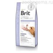 Брит 12 кг VDD Gastrointestinal беззерновая диета при остр. и хрон. гастроэнтеритах д/собак, 528127
