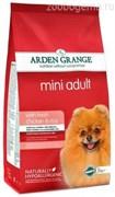 Ардэн Грэньдж Корм сухой для взрослых собак мелких пород, с курицей и рисом (2 кг), AG Adult Dog Chicken & Rice Mini