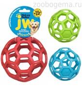 Игрушка д/собак - Мяч сетчатый, каучук, средняя Hol-ee Roller Dog Toys. medium
