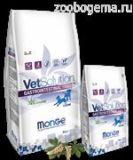 Monge VetSolution Dog Gastrointestinal диета для щенков Интестинал 1 кг