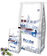 Monge VetSolution Cat Hepatic диета для кошек Гепатик  400 г