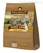 Wolfsblut Range Lamb Puppy (Ягненок для щенков) 15 кг