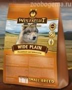 Wolfsblut Wide Plain Small Breed (Широкая равнина для мелких пород) 15 кг