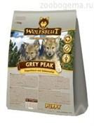 Wolfsblut Grey Peak Puppy (Седая вершина для щенков) 2 кг