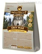 Wolfsblut Grey Peak Small Breed (Седая вершина для мелких пород) 2 кг