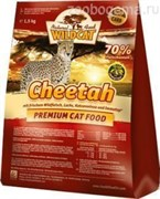 Wildcat Cheetah (дичь, ягненок, лосось) 3 кг