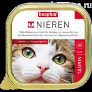 Полнорационная диета (паштет) Nieren Taurin с курицей и таурином