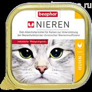 Beaphar Полнорационная диета (паштет) Nieren Hähnchen-brust с куриной грудкой