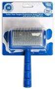 SHOW TECH сликер выгнутый жесткий с длинными зубцами 10х6 см