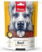 Wanpy Dog соломка из вяленой говядины 100 г