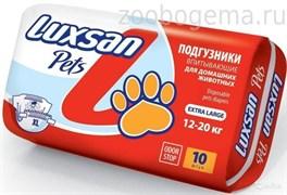 LUXSAN Premium подгузники для животных