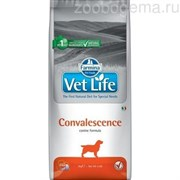 VET LIFE NATURAL DIET DOG CONVALESCENCE 2 KG