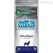 VET LIFE NATURAL DIET DOG ULTRAHYPO 2 KG