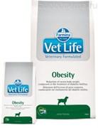 VET LIFE NATURAL DIET DOG OBESITY 12 KG