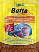 TetraBetta Granules корм для петушков в гранулах 5 г (sachet)