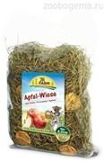 Jr Farm сено луговое, с яблоками