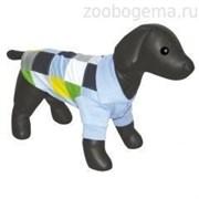 Футболка Dezzie для собак 35 см (квадратик)