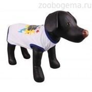 Футболка Dezzie Super Hero для собак 35 см